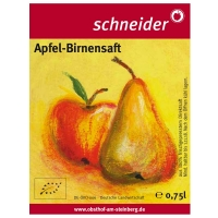 Obsthof am Steinberg - Apfel-Birnensaft