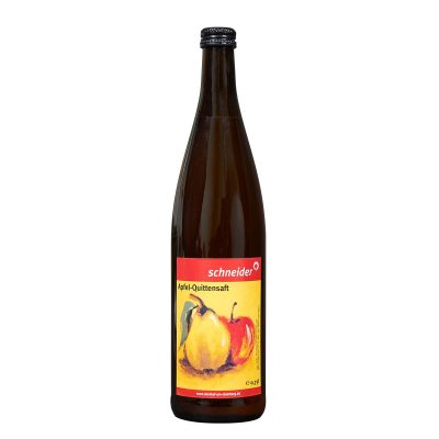 Obsthof am Steinberg – Apfel-Quittensaft