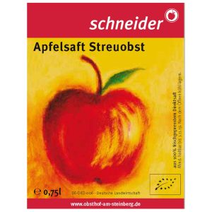 Obsthof am Steinberg - Apfelsaft Streuobst