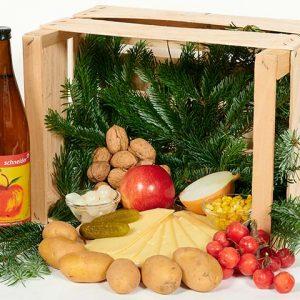 Apfel-Raclette To Go - 2er-Kiste